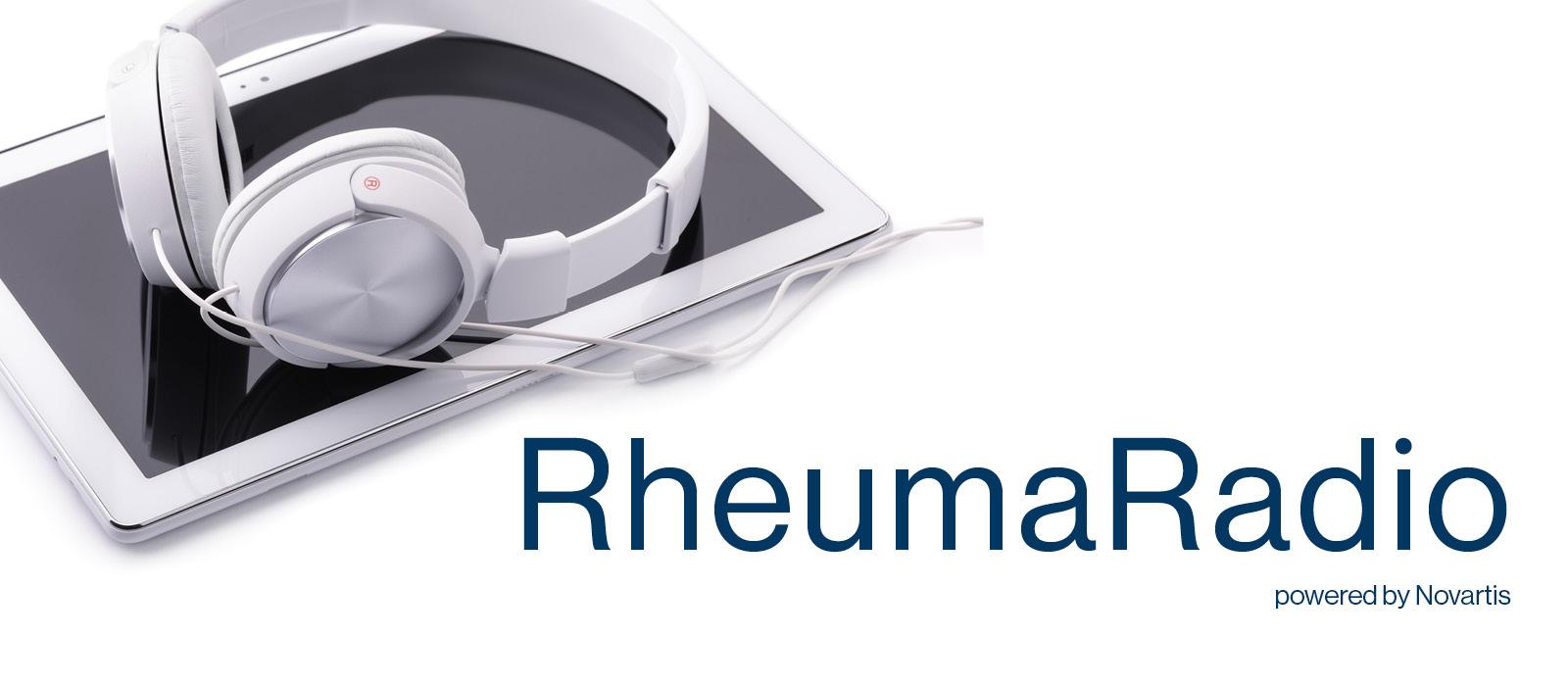 Ihr Audio-Podcast mit praxisrelevanten Inhalten der internationalen Rheuma-Kongresse